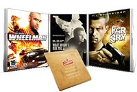 Вкладыши для CD / DVD дисков